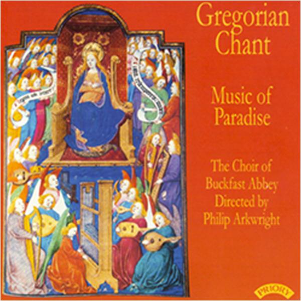 Gregorian Chant - Music of Paradise   Music   Online Shop   Buckfast